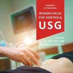 USG w rehabilitacji!